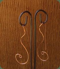 swirl hanging