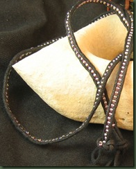 sewn wrap